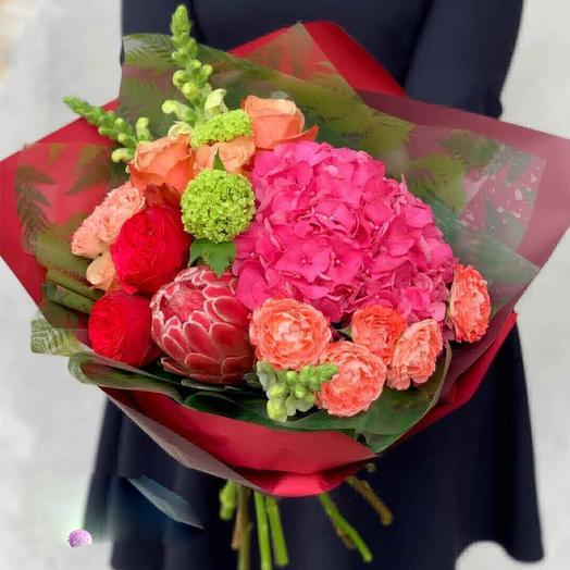 Бевиль: букеты цветов на заказ Flowwow