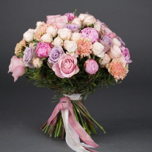 Авторский букет PREMIUM: букеты цветов на заказ Flowwow