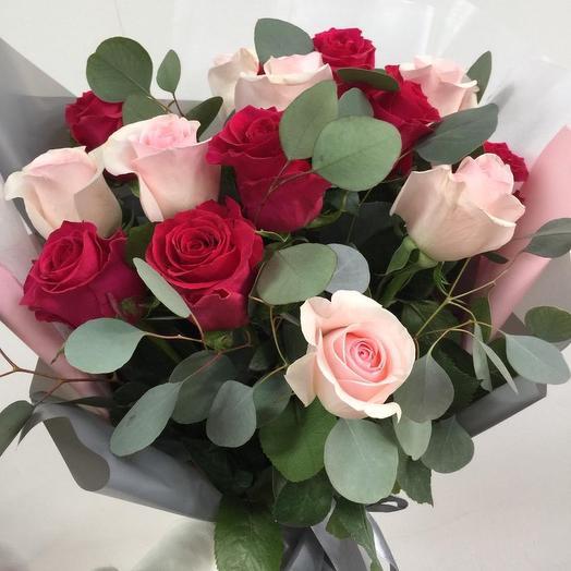 Микс 13: букеты цветов на заказ Flowwow