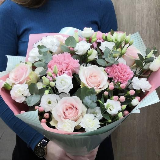 Лола: букеты цветов на заказ Flowwow