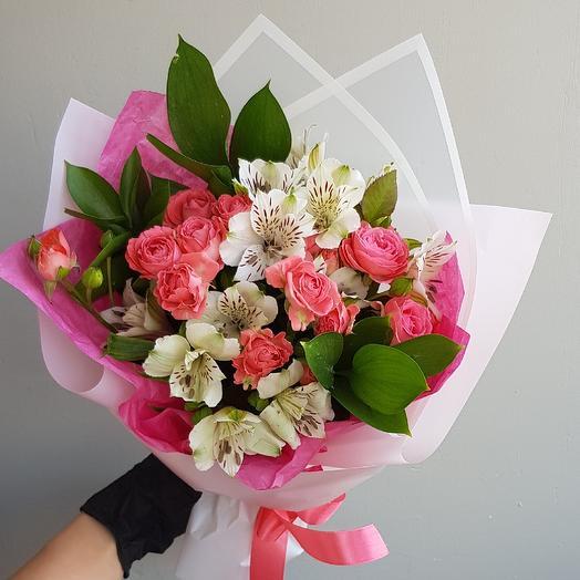 Bouquet Cutie
