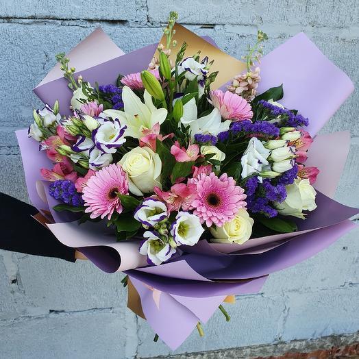 "Букет дня ""Нежность"": букеты цветов на заказ Flowwow"