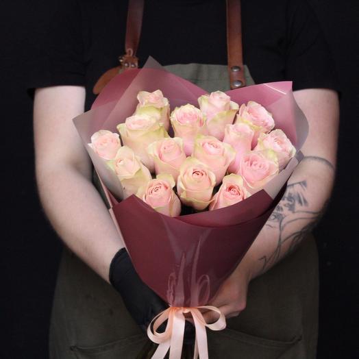15 роз PREMIUM