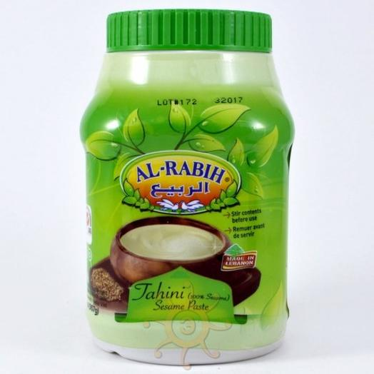 Тахини (кунжутная паста) Al-Rabih, 907г