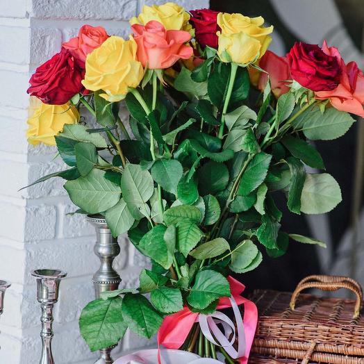 21 эквадорская роза