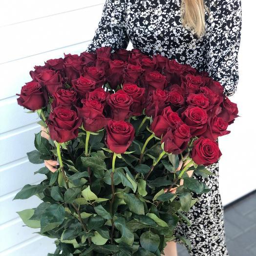 Розы-Гиганты 25 шт