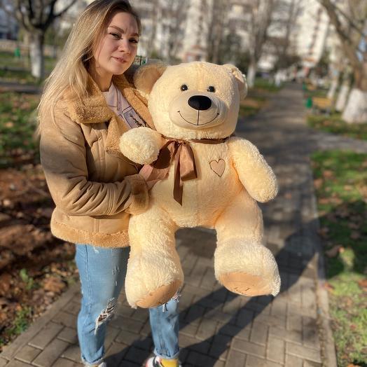 Мишка Тед I love you