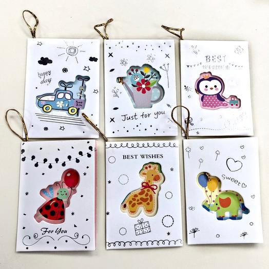 Мини-открытки