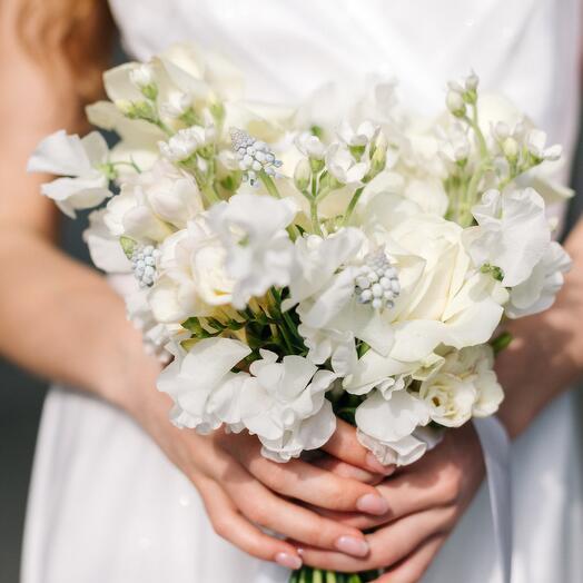 Свадебный нежный