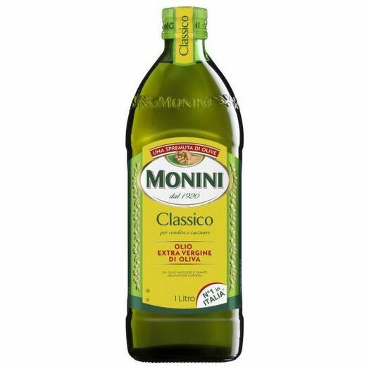 Масло Оливковое Monini Extra Vergine Classico 1000 мл