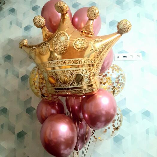 Букет Принцессе