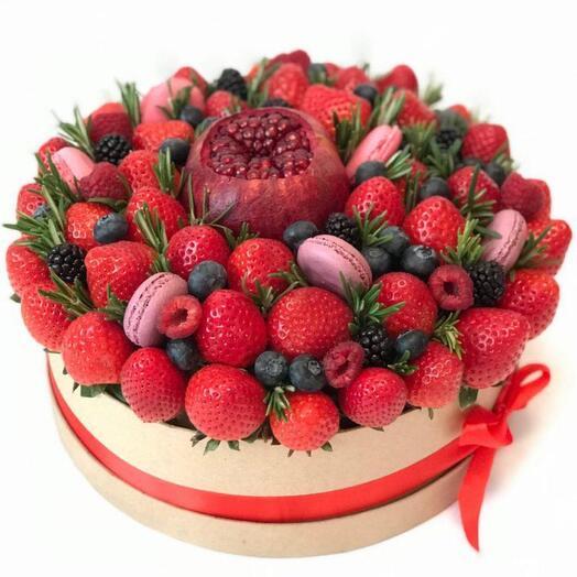 Букет из фруктов «Полет фантазии»