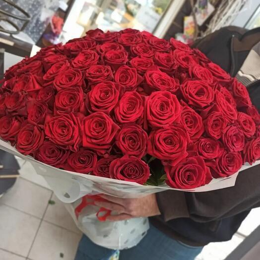 101 ароматная роза