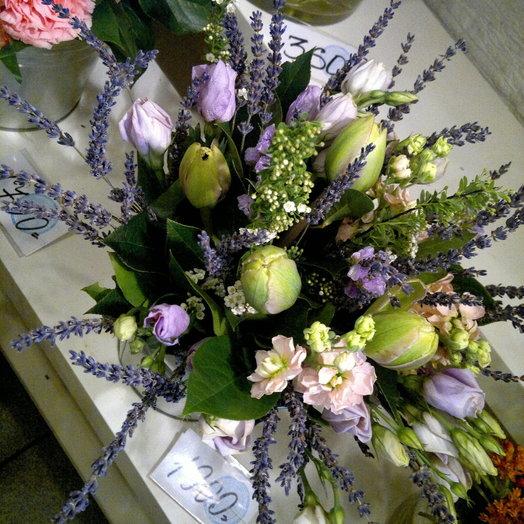 Лавандовый прованс: букеты цветов на заказ Flowwow