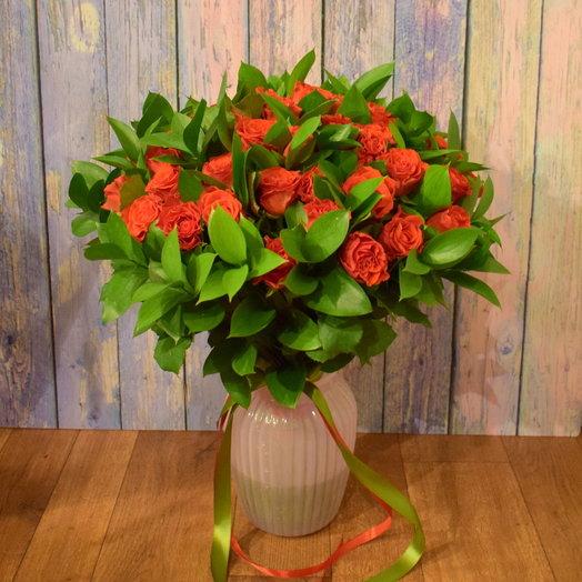 Обновленная классика: букеты цветов на заказ Flowwow