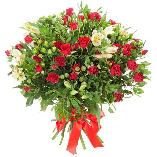 Сальса: букеты цветов на заказ Flowwow