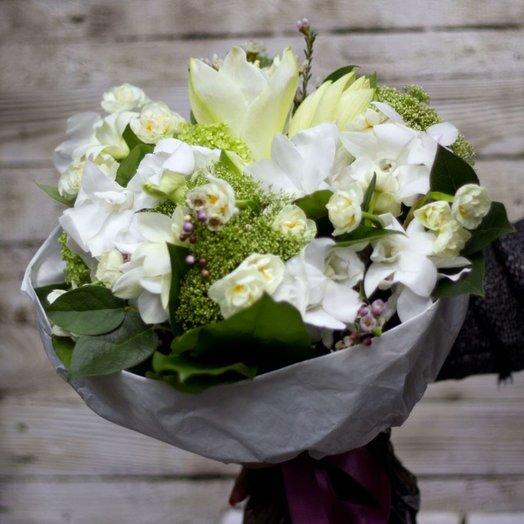 Сказка на ночь: букеты цветов на заказ Flowwow