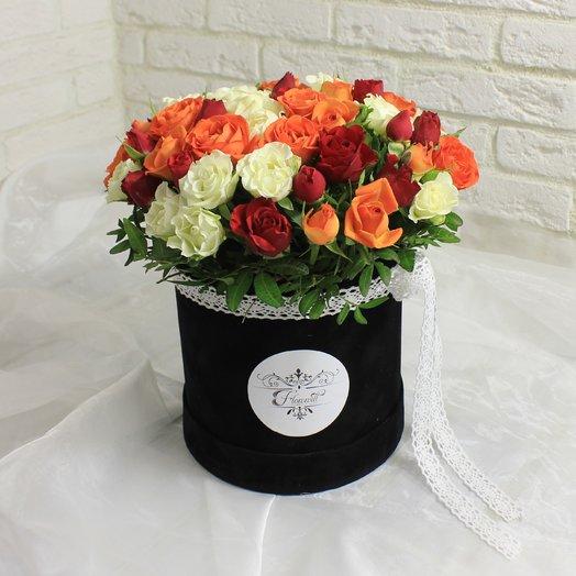 Облако любви 3: букеты цветов на заказ Flowwow