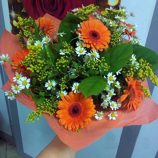 Летняя песня: букеты цветов на заказ Flowwow