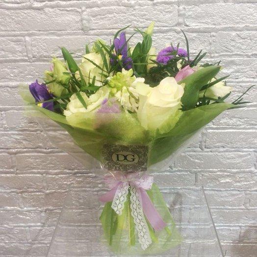 Свежая мята: букеты цветов на заказ Flowwow