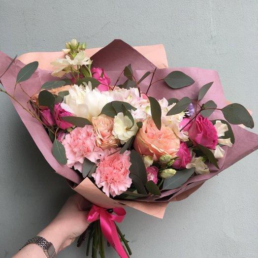 Кристи: букеты цветов на заказ Flowwow