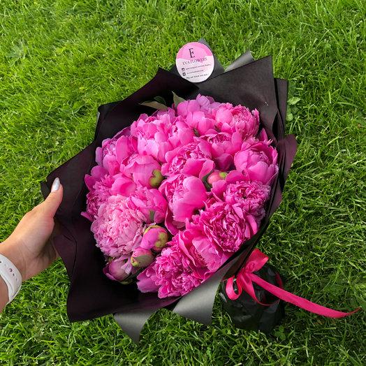25 стильных пионов : букеты цветов на заказ Flowwow