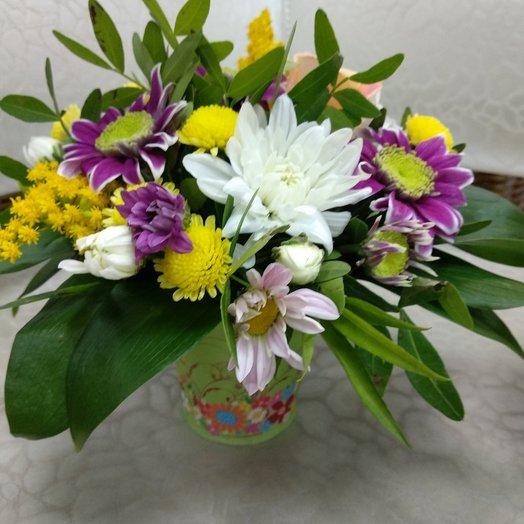 """Композиция  """"Мини"""": букеты цветов на заказ Flowwow"""
