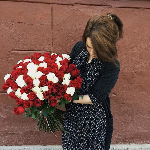 101 Роза (50 см)