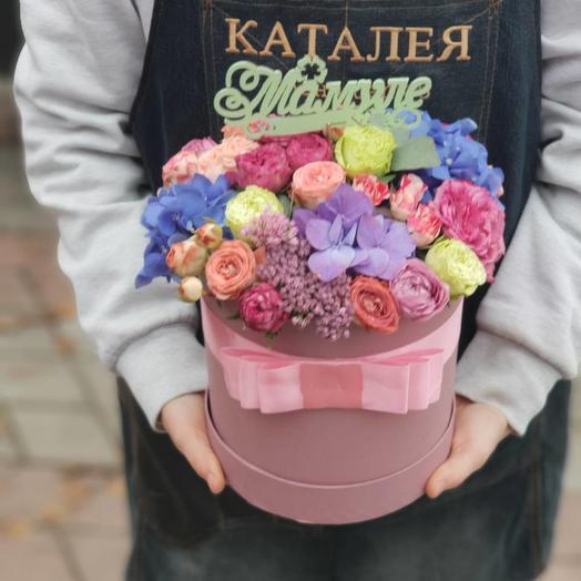 Океанский бриз: букеты цветов на заказ Flowwow