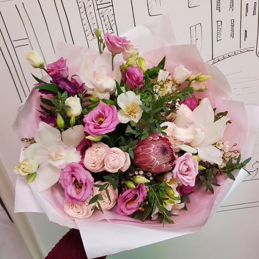 Букет Весенняя радость: букеты цветов на заказ Flowwow