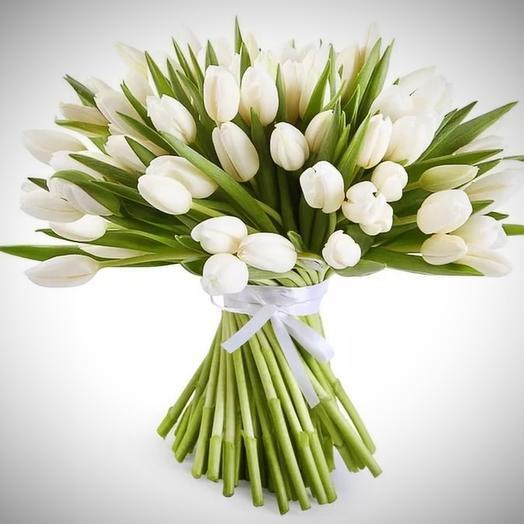 """""""White"""": букеты цветов на заказ Flowwow"""