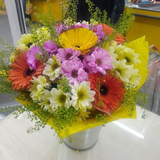 Гермиона: букеты цветов на заказ Flowwow