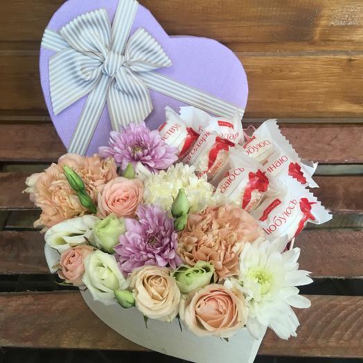 Летняя роса: букеты цветов на заказ Flowwow