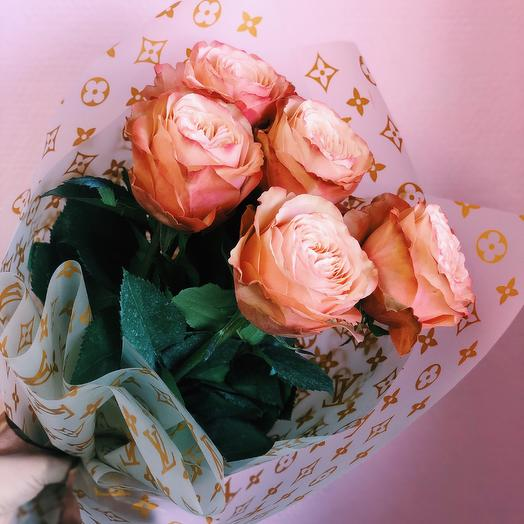 Букет 167: букеты цветов на заказ Flowwow