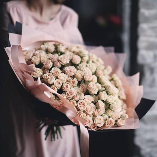 Яна 101: букеты цветов на заказ Flowwow