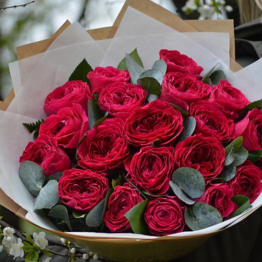 Дарси: букеты цветов на заказ Flowwow