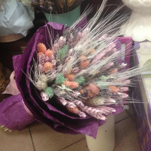 Лазоревое небо: букеты цветов на заказ Flowwow