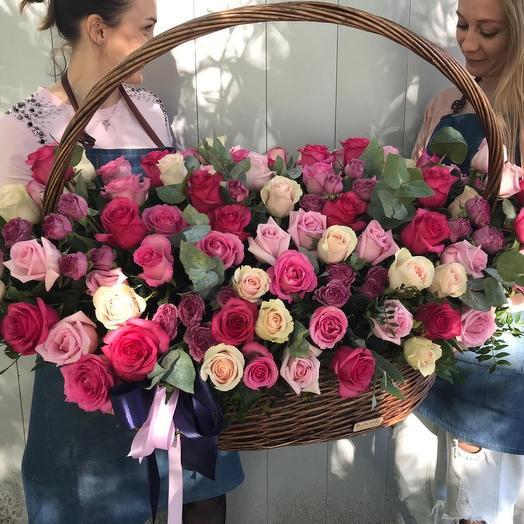 Искренние Чувства: букеты цветов на заказ Flowwow