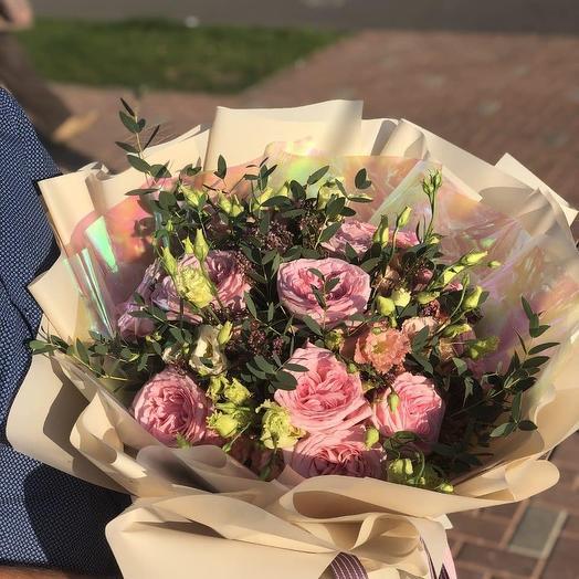 Леди Ди: букеты цветов на заказ Flowwow
