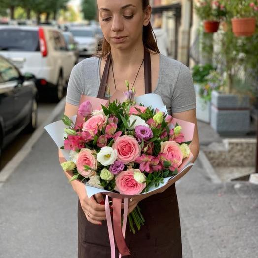 Красивая история: букеты цветов на заказ Flowwow