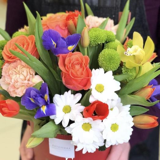 Олимпия: букеты цветов на заказ Flowwow