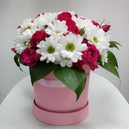 От сердца: букеты цветов на заказ Flowwow