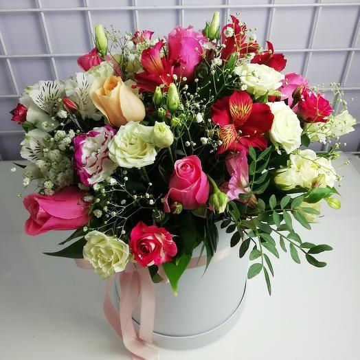 Летняя радость: букеты цветов на заказ Flowwow