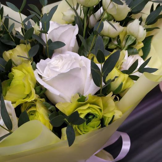 Авторский букет «Vivien»: букеты цветов на заказ Flowwow