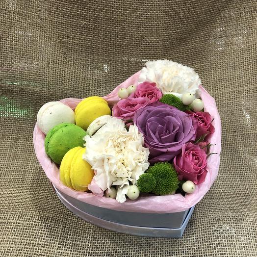 Милый презент: букеты цветов на заказ Flowwow