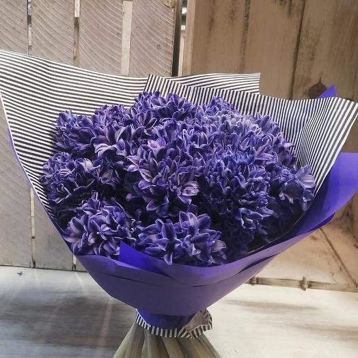 Ароматные гиацинты по супер цене: букеты цветов на заказ Flowwow