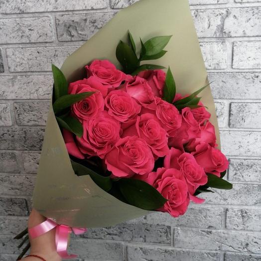 Букет из Премиум роз