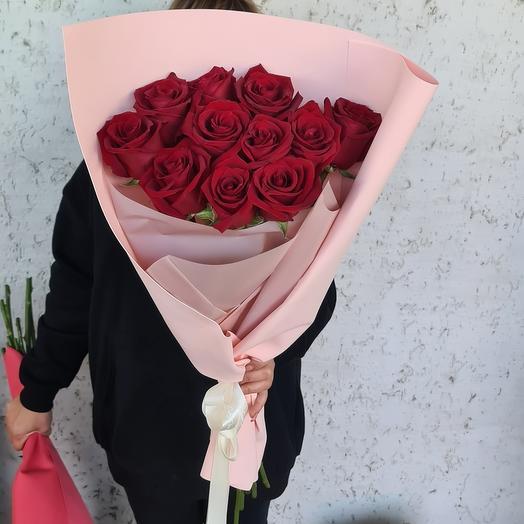 11 роз Эквадор