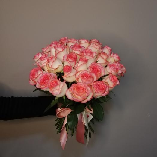 Букет из 31 розы кения