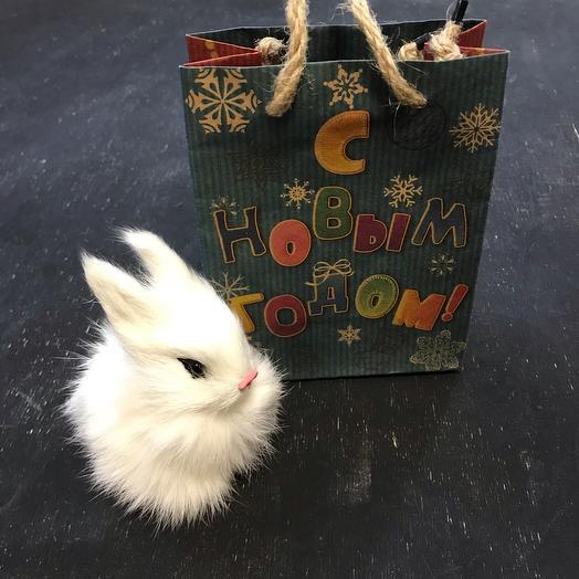 Кролик « Пушистик»